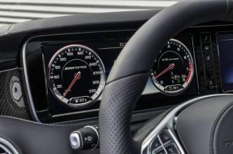 Mercedes Benz Classe s Coupé 63 AMG