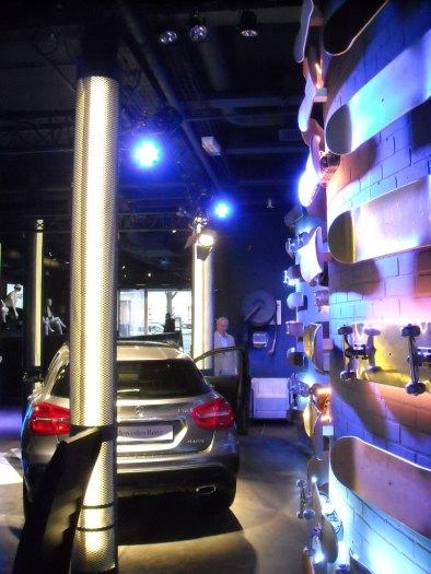 Mercedes Pop Up Store 2014 George V (12)