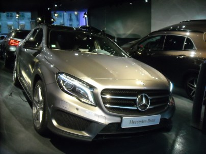 Mercedes Pop Up Store 2014 George V (18)