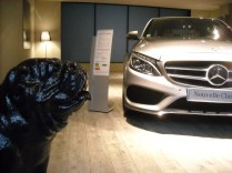 Mercedes Pop Up Store 2014 George V (19)