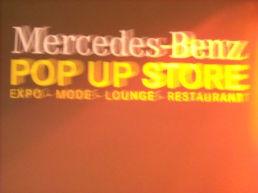 Mercedes Pop Up Store 2014 George V (33)