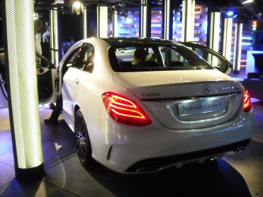 Mercedes Pop Up Store 2014 George V (9)