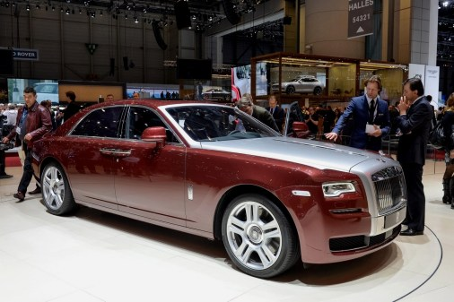 RR Ghost Serie 2.31