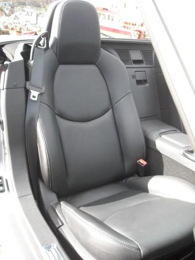 Siège Mazda MX-5