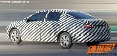 408 Spyshot Peugeot 3