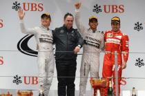 podium-F1-Chine