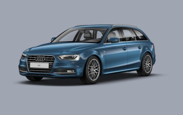 Audi A4 Avant Advanced