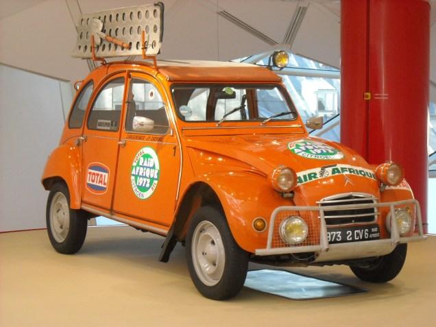Citroën 2cv Raid Afrique (1)