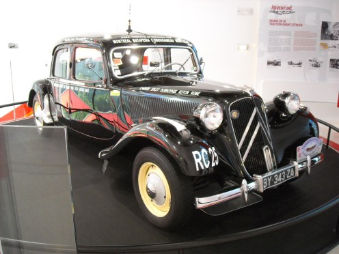 Citroën Traction 11B 1955 Sans Frontière (1)