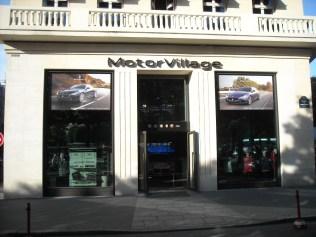 MotorVillage Centenaire Maserati