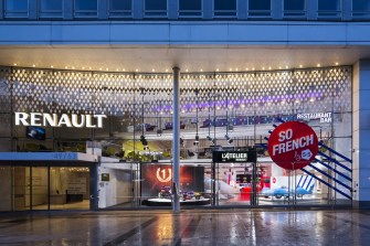 façade Atelier Renault