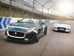 Jaguar F-Type Project 7.1