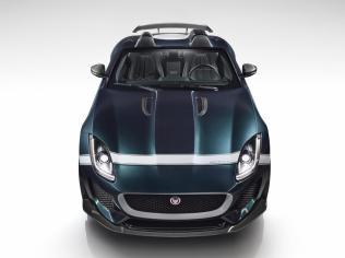 Jaguar F-Type Project 7.14