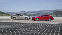 Mercedes-Benz CLS and Brake CLS 2015-HD
