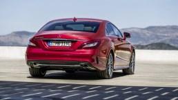 Mercedes-Benz CLS rear view-HD