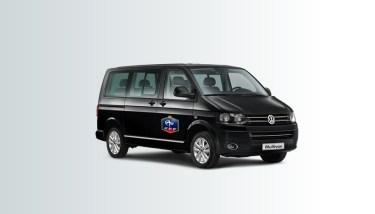 Volkswagen transporteur officiel de l'équipe de France de football.0