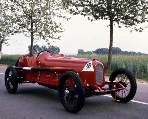 1- RL Targa Florio 1923
