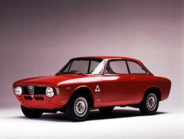 4- Giulia Sprint GTA 1965