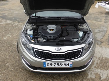 Kia Optima Hybrid 18