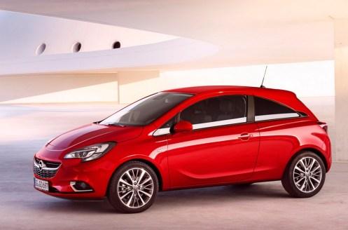 Nouvelle Opel Corsa.25