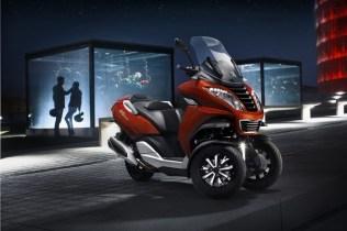 Peugeot Metropolis 400 - 10