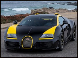 Bugatti Veyron Grand Sport Vitesse One of One 2014