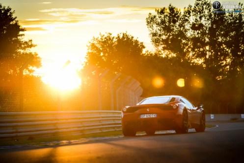 Ferrari 458 Spéciale & Abarth 595