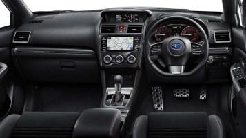 Subaru WRX S4 2015.5
