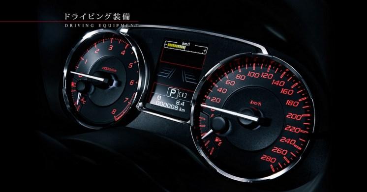 Subaru WRX S4 2015.7