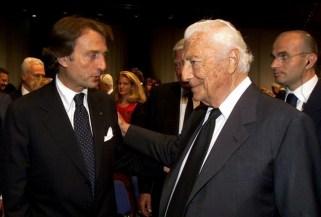 Agnellli et Montezemolo