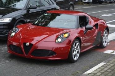 Alfa Romeo 4C QV.1