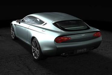 Aston martin SB