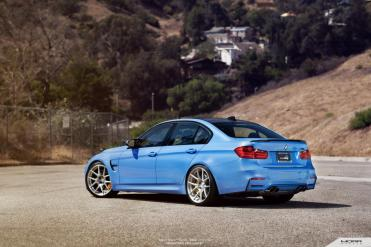 BMW M3 Morr Wheels