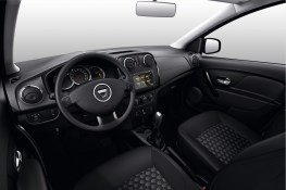Dacia Sandero Série Limitée Black Touch.11
