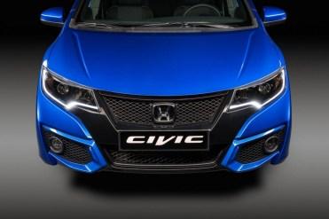 Honda Civic restylée 2015