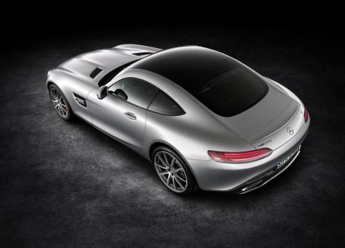 Mercedes benz AMG GT.106