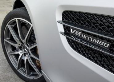 Mercedes benz AMG GT.200