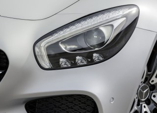 Mercedes benz AMG GT.201