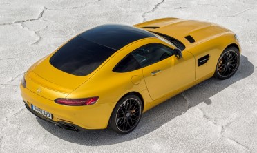 Mercedes benz AMG GT.21