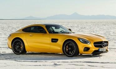 Mercedes benz AMG GT.24
