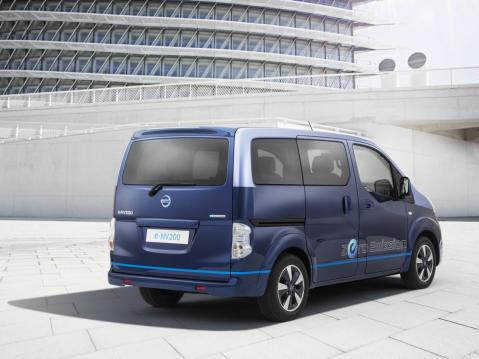 Nissan e-NV200 VIP Concept.2