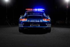 Porsche 911 Carrera Police Australie