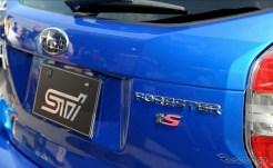 Subaru Forester STi TS 2015.18