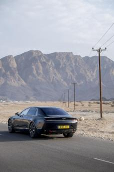 Aston Martin Lagonda 2015 à Oman.11