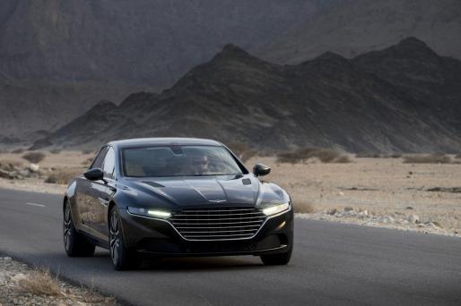 Aston Martin Lagonda 2015 à Oman.12