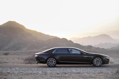 Aston Martin Lagonda 2015 à Oman.2