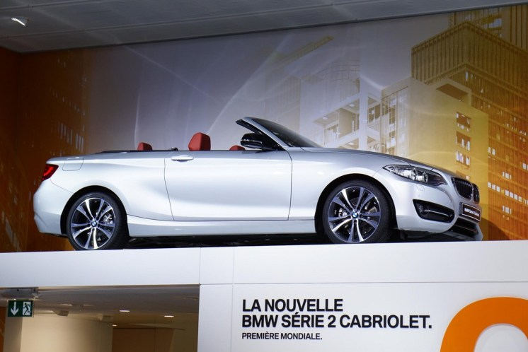 BMW serie 2 cabrio.2