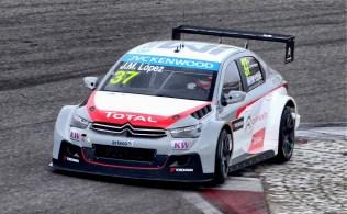Citroën champion WTCC 2014.3