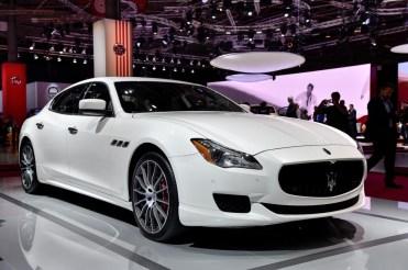 Maserati Quattroporte GTS.1