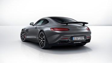 """Mercedes-AMG GT S, selenitgrau (992), 48,3 cm (19"""")/50,8 cm (20"""") AMG Leichtmetallr?der im 10-Speichen-Design (697), Edition 1 (P97)"""